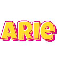 Arie kaboom logo