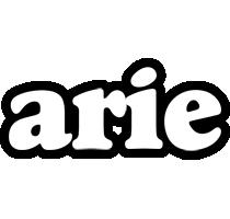 Arie panda logo