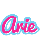 Arie popstar logo