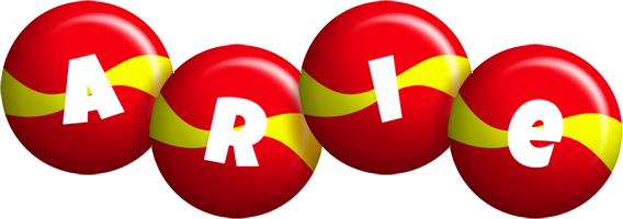 Arie spain logo