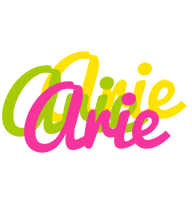 Arie sweets logo