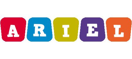 Ariel daycare logo