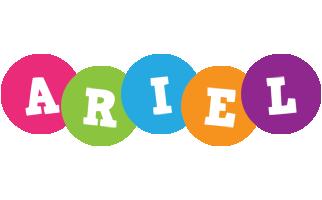 Ariel friends logo