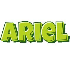 Ariel summer logo
