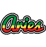 Aries african logo