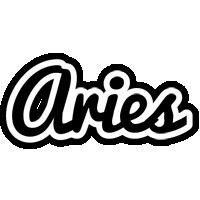 Aries chess logo