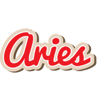 Aries chocolate logo
