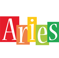 Aries colors logo