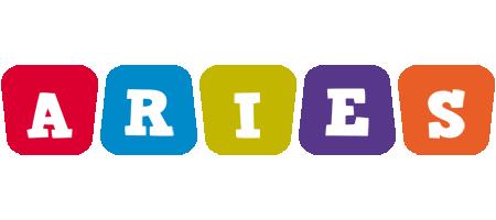 Aries daycare logo