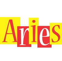 Aries errors logo