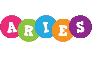 Aries friends logo