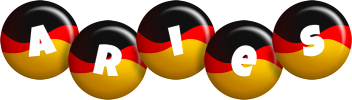 Aries german logo