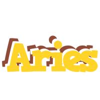 Aries hotcup logo