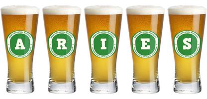 Aries lager logo
