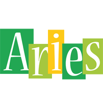 Aries lemonade logo