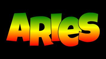 Aries mango logo