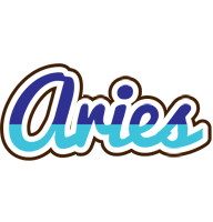 Aries raining logo
