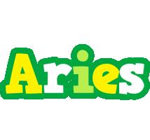 Aries soccer logo