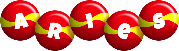 Aries spain logo