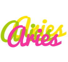 Aries sweets logo