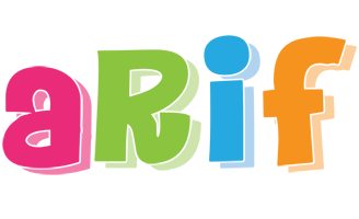 Arif friday logo