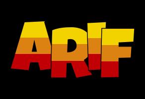 Arif jungle logo