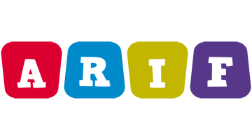 Arif kiddo logo
