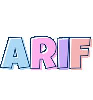 Arif pastel logo