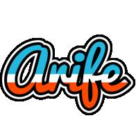 Arife america logo