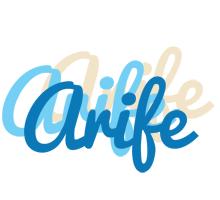 Arife breeze logo