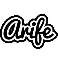 Arife chess logo