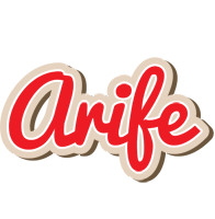 Arife chocolate logo