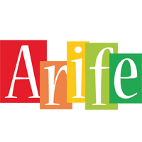 Arife colors logo