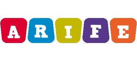 Arife daycare logo