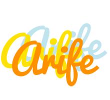 Arife energy logo