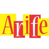 Arife errors logo