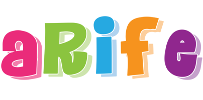 Arife friday logo