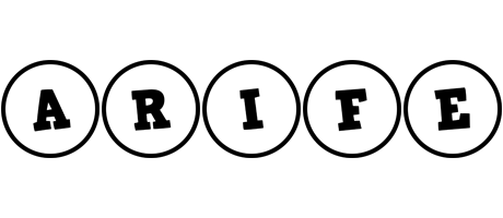 Arife handy logo