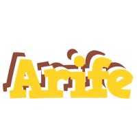 Arife hotcup logo