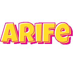 Arife kaboom logo