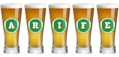Arife lager logo
