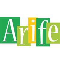 Arife lemonade logo
