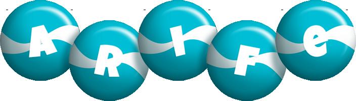 Arife messi logo
