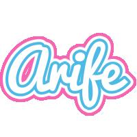 Arife outdoors logo