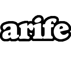 Arife panda logo