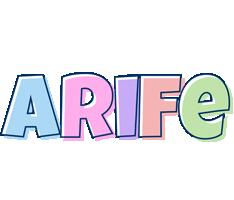 Arife pastel logo