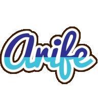Arife raining logo