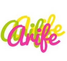 Arife sweets logo