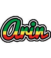 Arin african logo