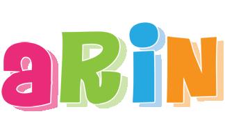 Arin friday logo